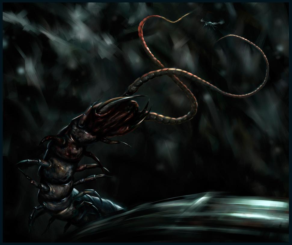 Salsa Invertebraxa - Queen Centipette III