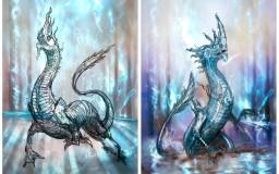 Kulen Water Dragon