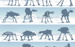 AT-AT Re-designs