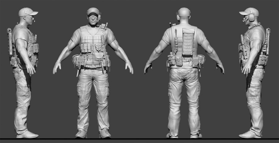 ghost-recon-support-model-render