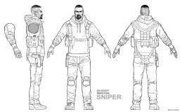 Ghost Recon Wildlands Sniper