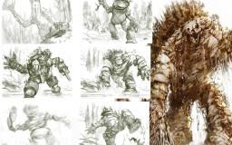 Golem sketches