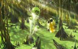 Avatar Swamp Chase