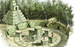 Mayan Temple Puzzle