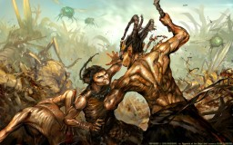 Prophets Of The Ghost Ants - Anand vs Keel