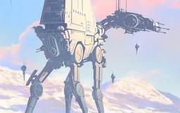 Star wars ATAT re-design