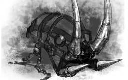 Iron Tusk sketches