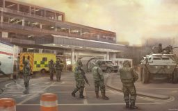Martial Law by Mozchops