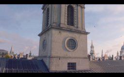 London skyline 1824 by Mozchops